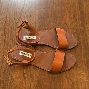 Steve Madden Ankle Strap Sandals